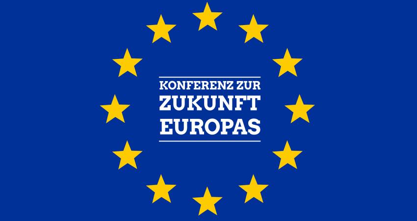 Europa gestalten: Online Ideen für die Konferenz zur Zukunft Europas einreichen!