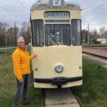 In ein paar Jahren fährt die Tram-Linie 2 hoffentlich nicht nur bis zur Quenzbrücke.
