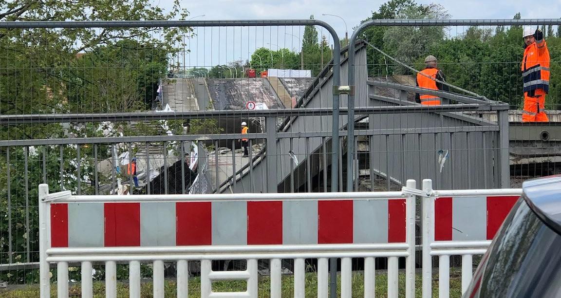 Brandenburg/Havel: Brückenneubau schafft Grundlage für Verlängerung der Tram-Linie 2 nach Plaue