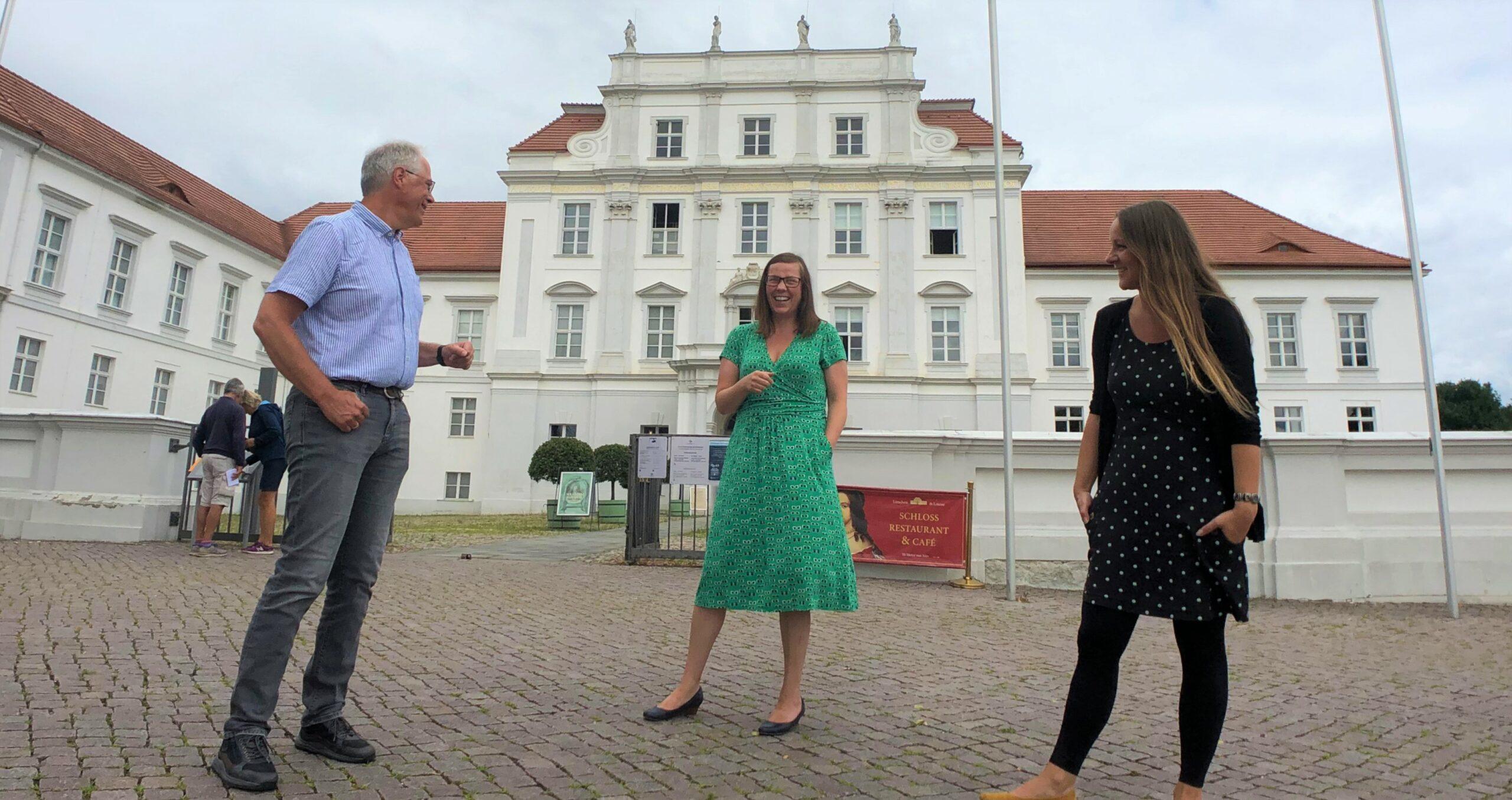 Gerechtigkeit für alle Geschlechter: Im Gespräch mit Christiane Bonk