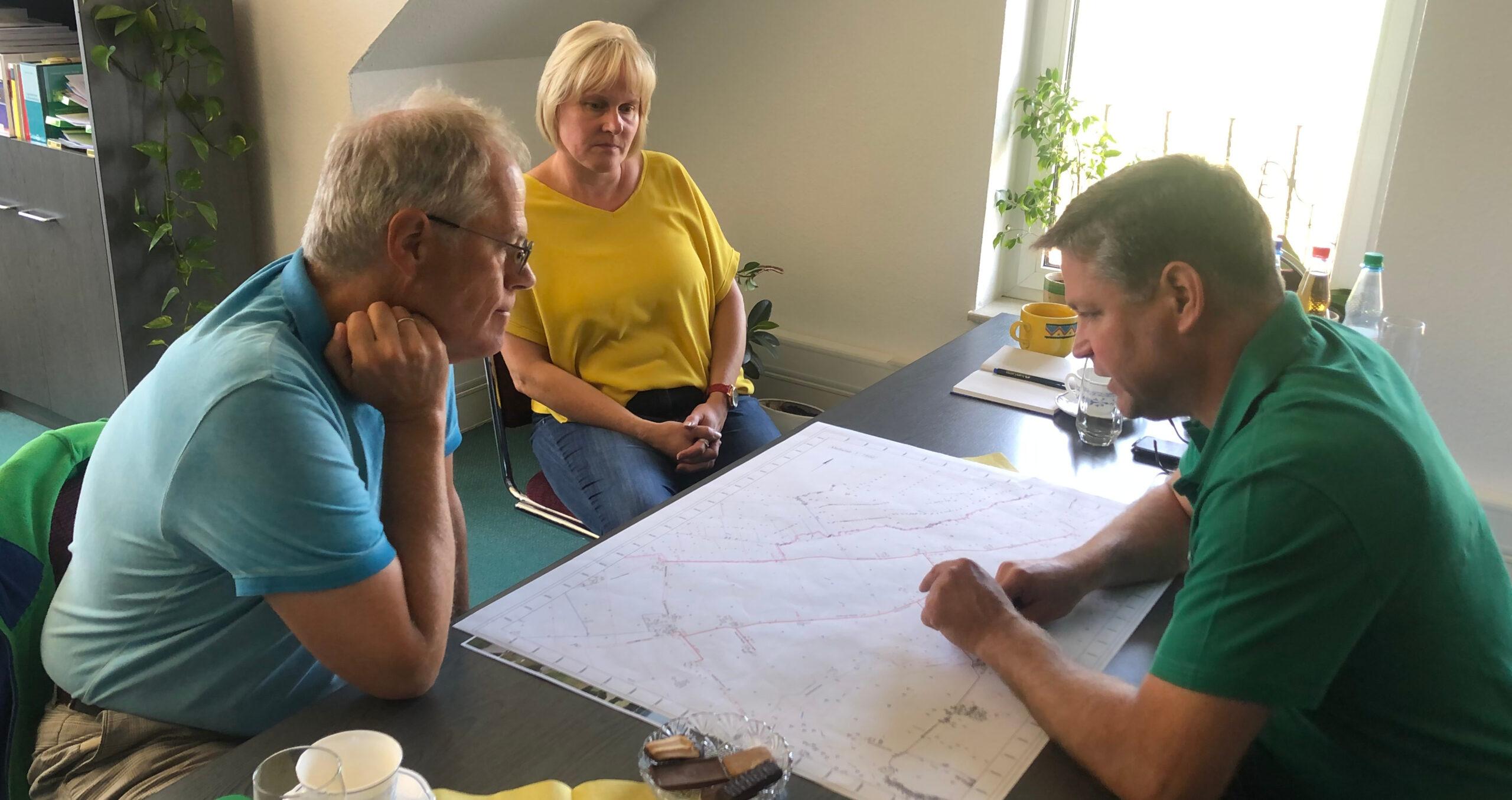 Klimawandel sorgt für trübes Wasser in Neuholland